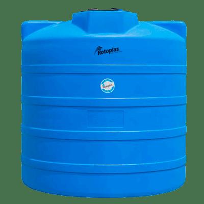 Cisterna rotoplas 10000 litros precio equipada plomerama for Estanque de agua 10000 litros precio