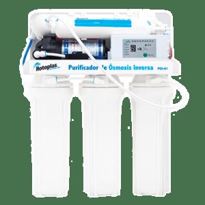 plomerama rotoplas purificador osmosis inversa