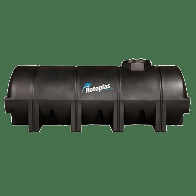 Tanque nodriza rotoplas 5000 litros horizontal plomerama for Tanque de 5000 litros