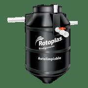 biodigestor rotoplas 3000L