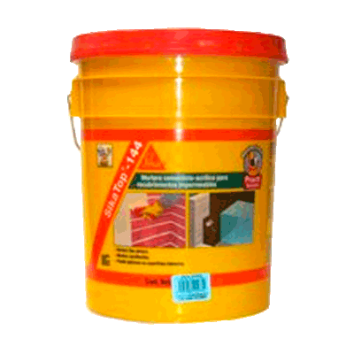 Sikatop 144 13 3kg sika plomerama todo para el plomero - Pintura impermeabilizante sika ...