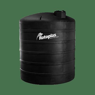 Tanque rotoplas 22000 litros negro r 20 plomerama for Tanque de 5000 litros
