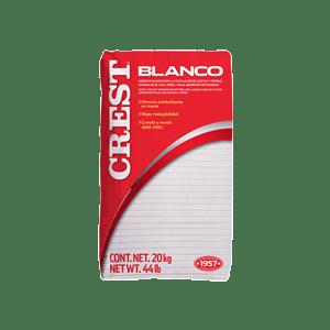 plomerama crest adhesivo blanco